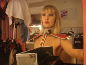 Elodie Lobjois Crazy Horse Paris