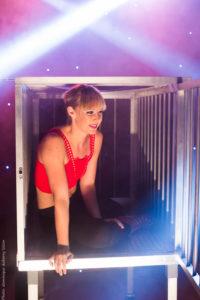 Cage à apparition Elodie Lobjois