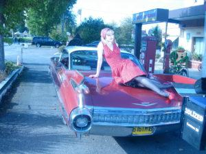 Modèle Photo année 60 Cadillac 1959 Publicité 3dlized