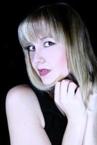 Portrait Studio danseuse modèle
