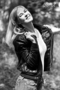 Modèle photo Portrait danse Carole Achard