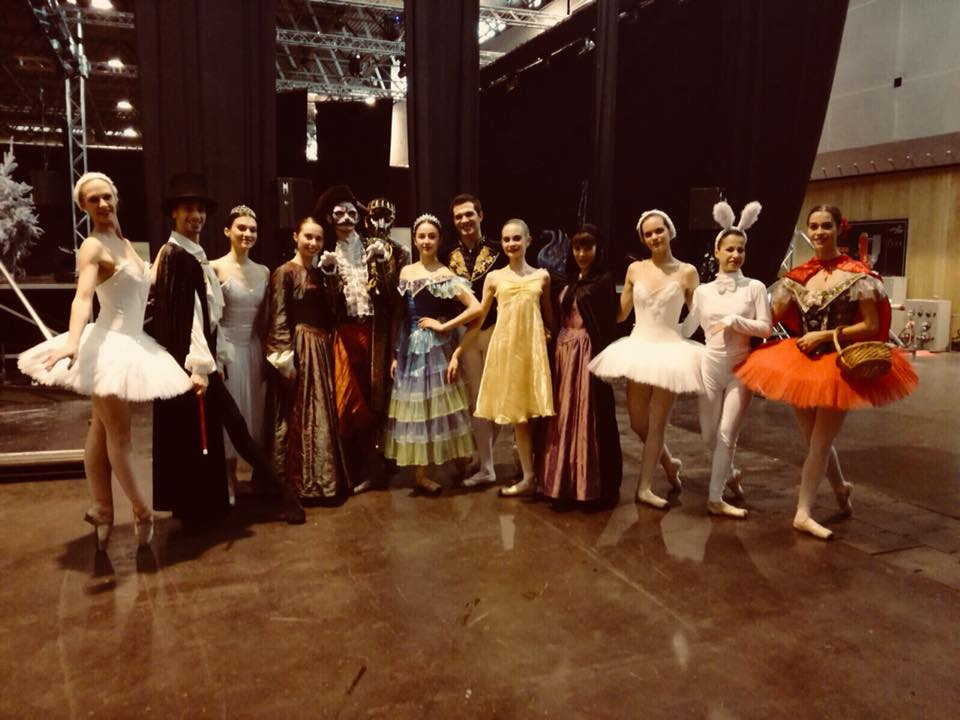 Ballets de Noel Villepinte
