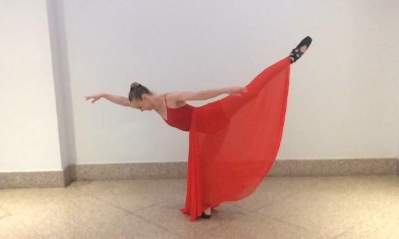 Elodie Lobjois, événement Narciso Rodriguez