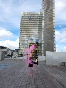 Danse de l'espoir, Livre, Elodie Lobjois
