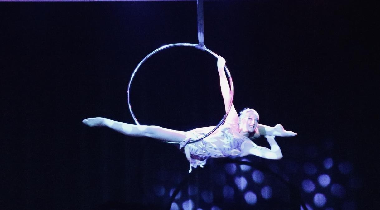 Aerial Hoop Circus